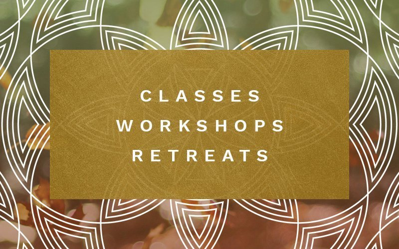 Yael Flusberg | Yoga for Resiliency | classes, retreats, workshops | Washington DC